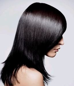 rambut indah ala bintang iklan