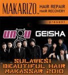 Sulawesi Beautiful Hair Concert 2010