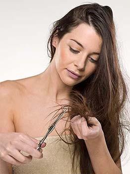Hair Repair Hair Recovery solusi rambut bercabang