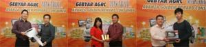 Pemenang Avanza Golden Reward Consumer