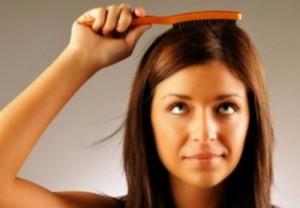 Belahan Rambut