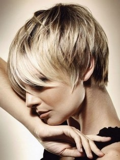 Layered-Pixie-Haircut-Straight-Short-Hair