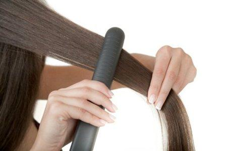 Menggunakan-Catok-Rambut